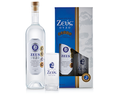 Zeus Oyzo Gift Pack 700ml