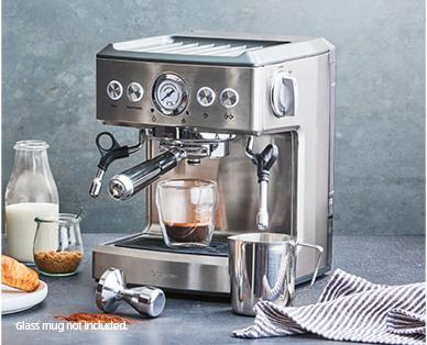 Premium Espresso Machine - ALDI Australia