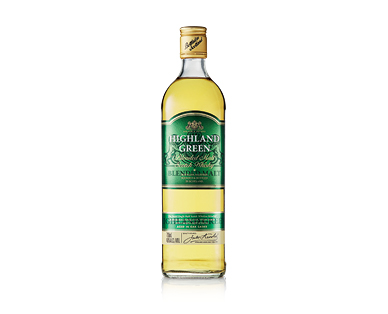 Highland Green Blended Malt Scotch Whisky 700ml