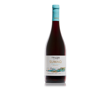 Maycas del Limari Sumaq Reserva Pinot Noir 2017 750ml