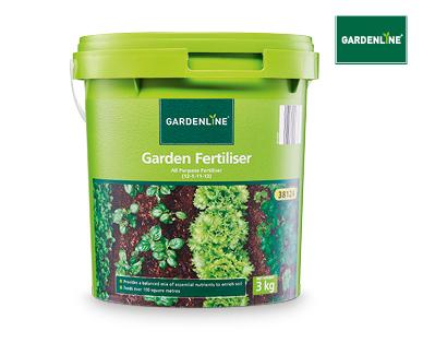 Garden Fertiliser 3kg - ALDI Australia