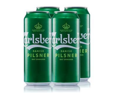 Carlsberg Green 4 x 500ml