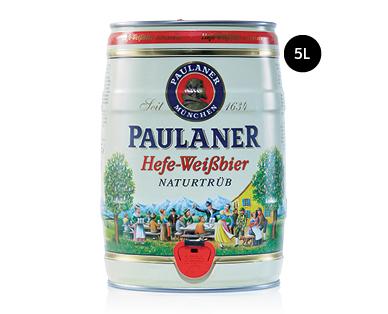 Paulaner Hefe-Weissbier 5L Keg