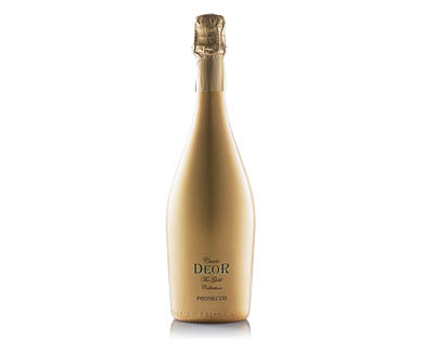 Cuvée Deor The Gold Collection Prosecco 750ml