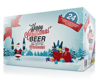 Hoppy Christmas Beer Advent Calendar 24 x 330ml