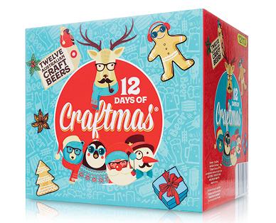 12 Days of Craftmas Pack 12 x 330ml