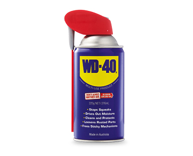 WD-40 225g with Smart Straw