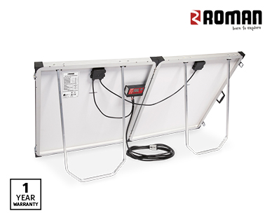 Roman Solar Panel Kit 160w Aldi Australia