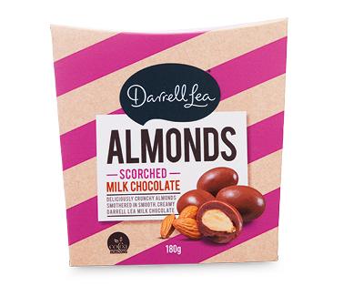 Darrell Lea Milk Chocolate Scorched Almonds 180g