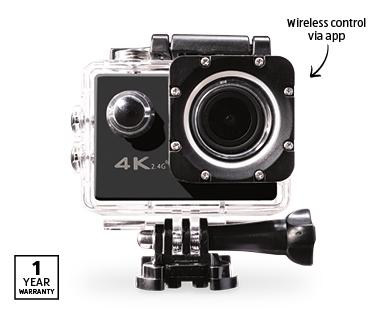Wi Fi Action Camera