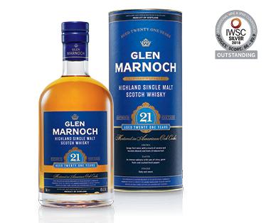 Glen Marnoch 21yo Single Malt Scotch Whisky 700ml