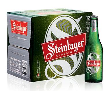 Steinlager Classic 12 x 330ml