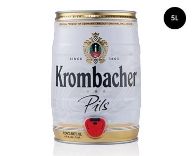 Krombacher Keg 5L