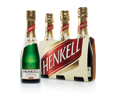 Henkell Trocken Sparkling N/V Piccolos 3 x 200ml
