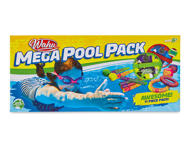 Wahu Mega Pool Pack