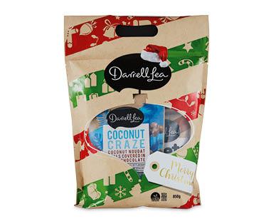 Darrell Lea Christmas Bag 850g