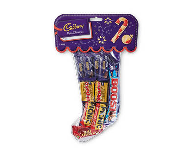 Cadbury Christmas Stocking 183g