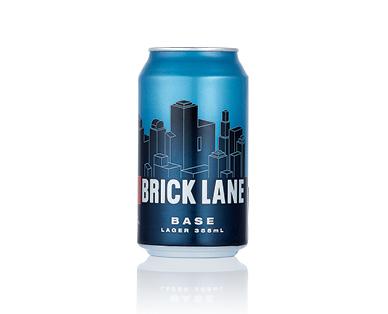 Brick Lane Base Lager 24 x 355ml