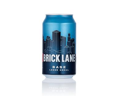 Brick Lane Base Lager 6 x 355ml