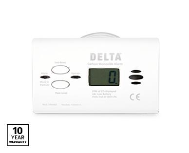 Caravan Carbon Monoxide Alarm