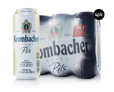 Krombacher Pils 4 x 500ml