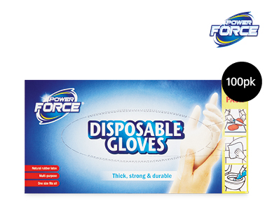 Bulk Disposable Gloves 100pk