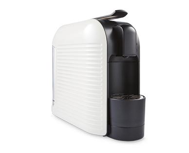 White Expressi Coffee Capsule Machine