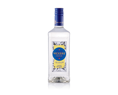 Vickers Mr Collins Gin Cocktail 700ml