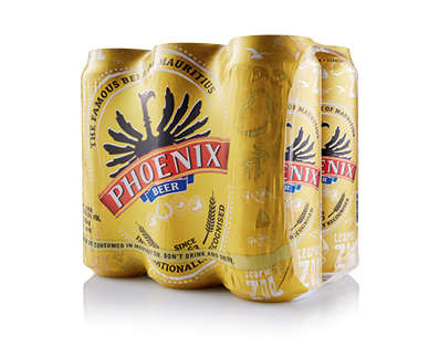 Phoenix Beer 6 x 500ml