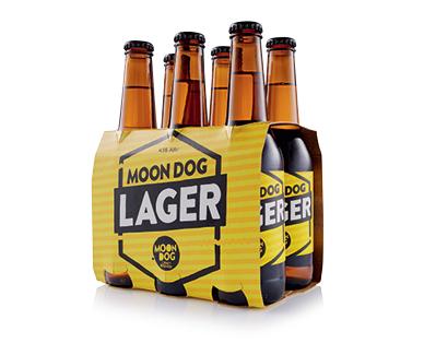 Moon Dog Lager 6pk