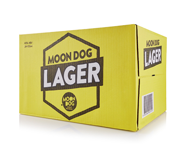 Moon Dog Lager 24pk