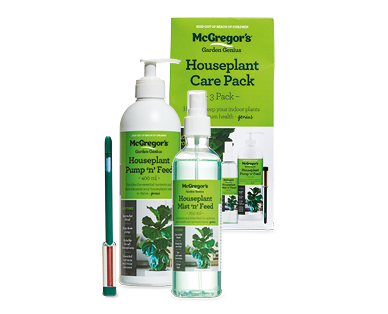 Indoor Plant Care Kit
