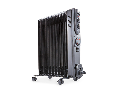 11 Fin Oil Heater
