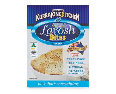 Kurrajong Kitchen Lavosh Bites Original 145g