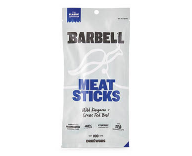 Barbell Air Dried Meat Sticks 100g