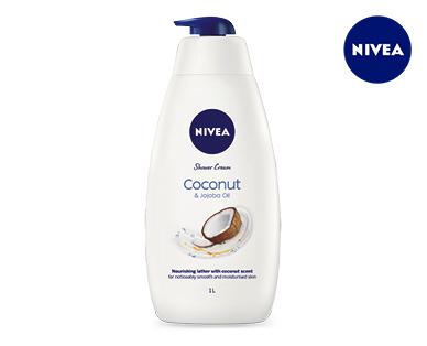 Nivea Body Wash Coconut 1L