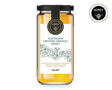 Australian Organic Honey 335g