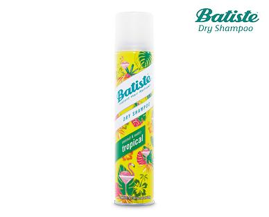 Batiste Dry Shampoo Tropical 120g