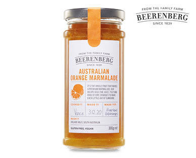 Beerenberg Australian Orange Marmalade 300g