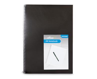 A4 Notebook 200pg