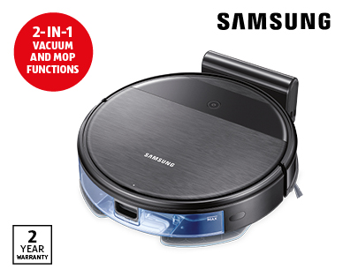 Samsung Powerbot Vacuum with Mop