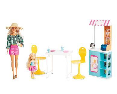 Barbie Gelato Café Playset