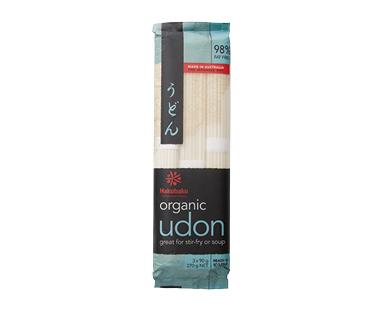 Hakubaku Udon Organic Noodles 270g