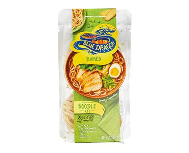 Blue Dragon Ramen Noodle Meal Kit 201g