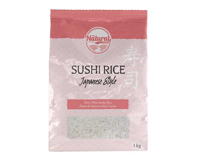 Natural Rice Co Sushi Rice 1kg