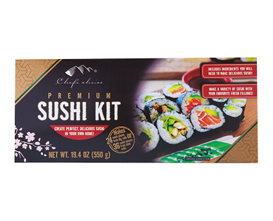 Chef's Choice Premium Sushi Kit