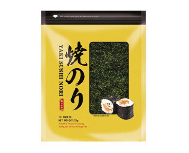 Yaki Sushi Nori Seaweed Sheets 25g