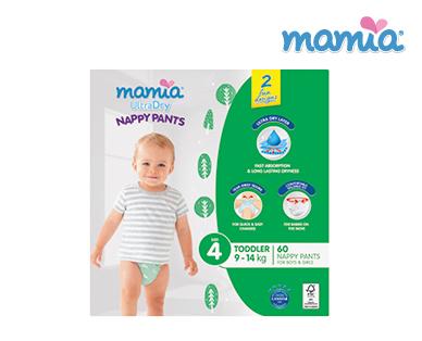 Toddler Nappy Pants 60pk