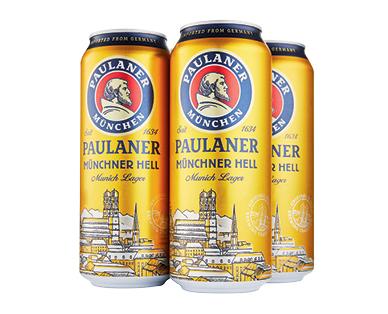 Paulaner Münchner Hell 4 x 500ml