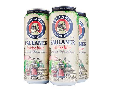 Paulaner Weissbier 4 x 500ml